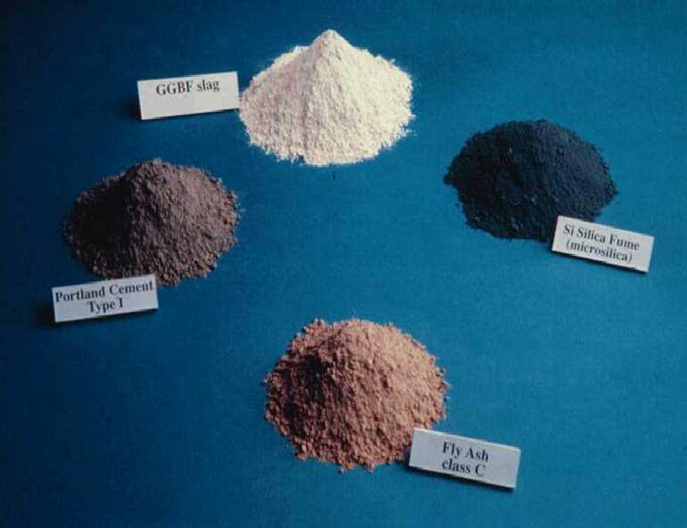 CementitiousMaterials(powder)