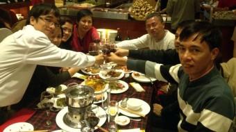 VP Hà Nội họp mặt cuối năm