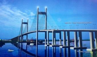 Shimizu – Vinaconex E&C xây cầu dây văng lớn nhất khu vực Đông Nam Bộ
