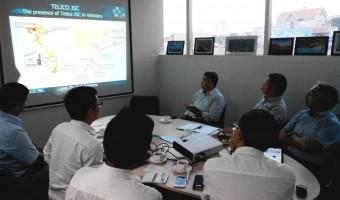 TELICO – SANSHIN: Khởi đầu của hợp tác và phát triển bền vững