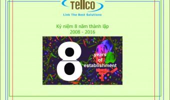 8 năm thành lập TELICO JSC. – Thông điệp của nhà sáng lập gửi CBCNV