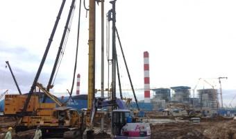 TELICO., JSC. thi công hạng mục Kênh xả – Nhà máy Nhiệt điện Duyên Hải 2
