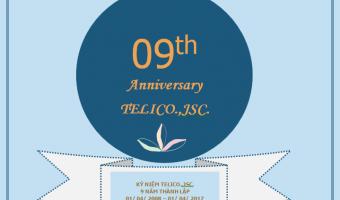 TELICO., JSC. – 09 năm nhìn lại