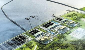 Thi công CDM tại nhà máy Nhiệt Điện Duyên Hải 2